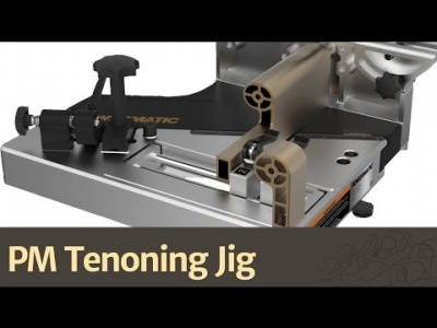 270 - Powermatic PM-TJ Tenoning Jig